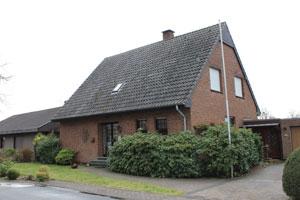 freistehendes Einfamilienhaus in Bedburg-Hau