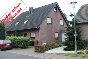 Doppelhaushälfte in Goch-Pfalzdorf