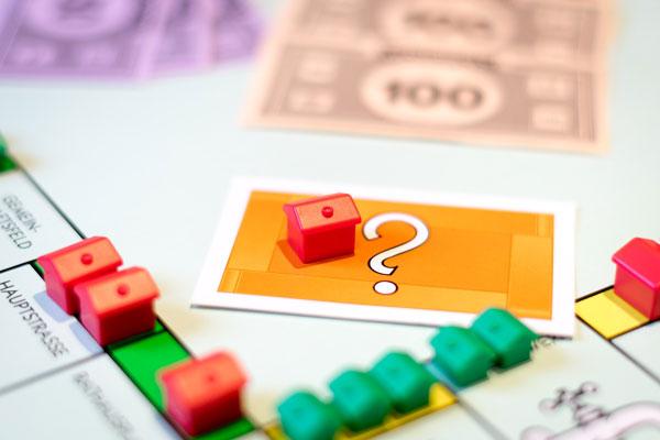 Monopoly Spielbrett